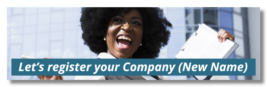 New Company Registration online 2019 in SA